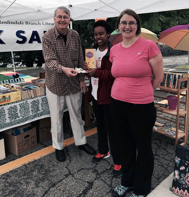 Friends of Roslindale Library Book Sale