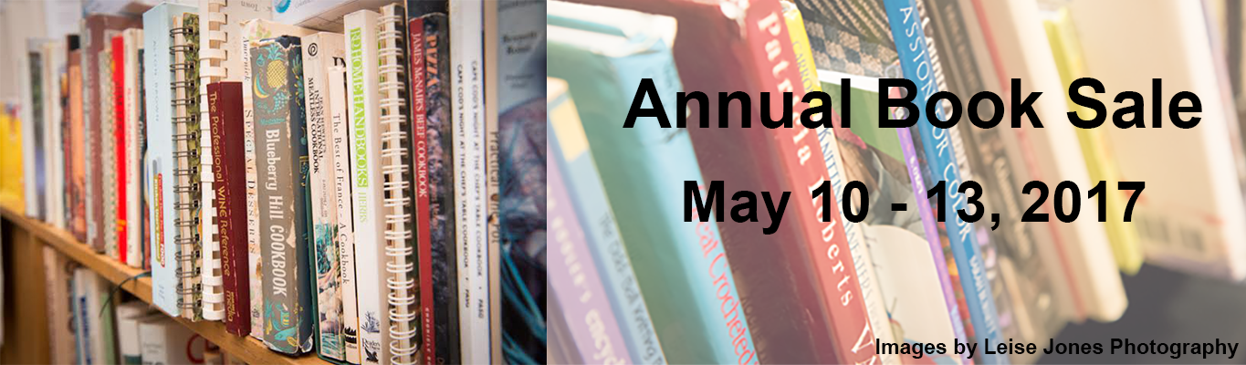 annual book sale 2017