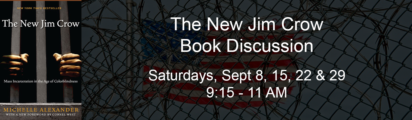 new jim crow book discussion